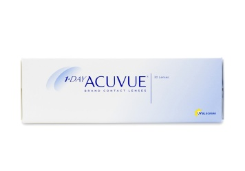 Vistakon 1 Day Acuvue Contact Lenses 30 Pack