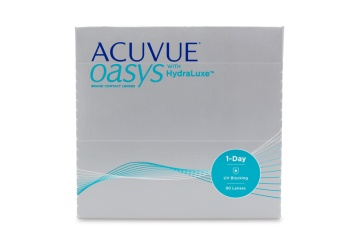 Acuvue Oasys 1 Day 90 Pack Contact Lenses 90 Pack