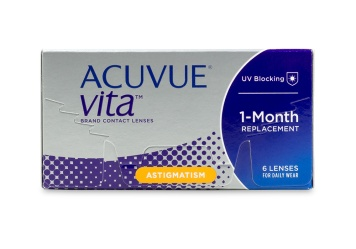 Acuvue Vita for Astigmatism Toric Contact Lens