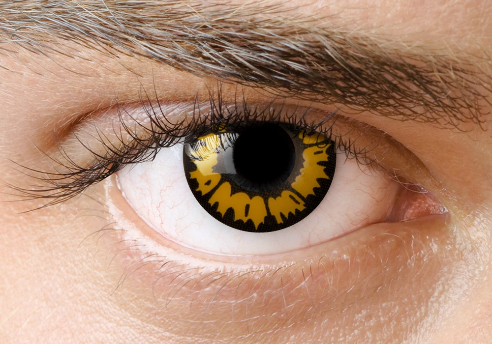 Wolf Eye Color Contacts Black Wolf Eye Contact...