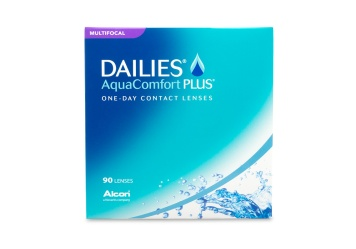 Alcon DAILIES AquaComfort Plus Multifocal 90 Pack Contact...