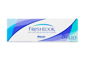 CIBA Vision FreshLook ONE-DAY Contact Lenses 10 Pack