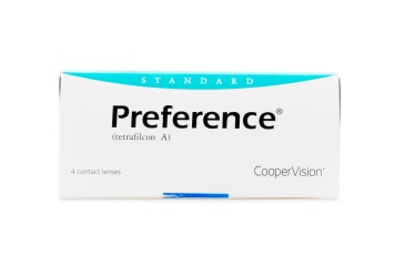 Preference Clear Contact Lens