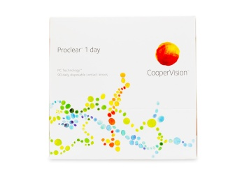 Cooper Vision Proclear 1 Day 90 Pack Contact Lenses 90 Pack
