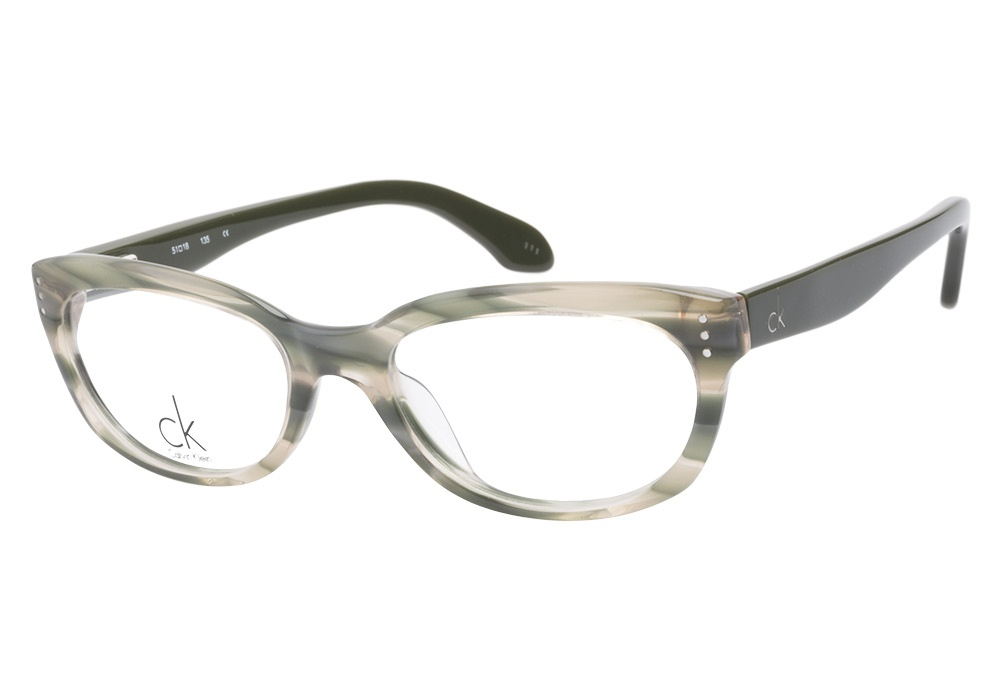 Calvin Klein 5728 746 Marble Green 0 Glasses - Lensway.co.uk