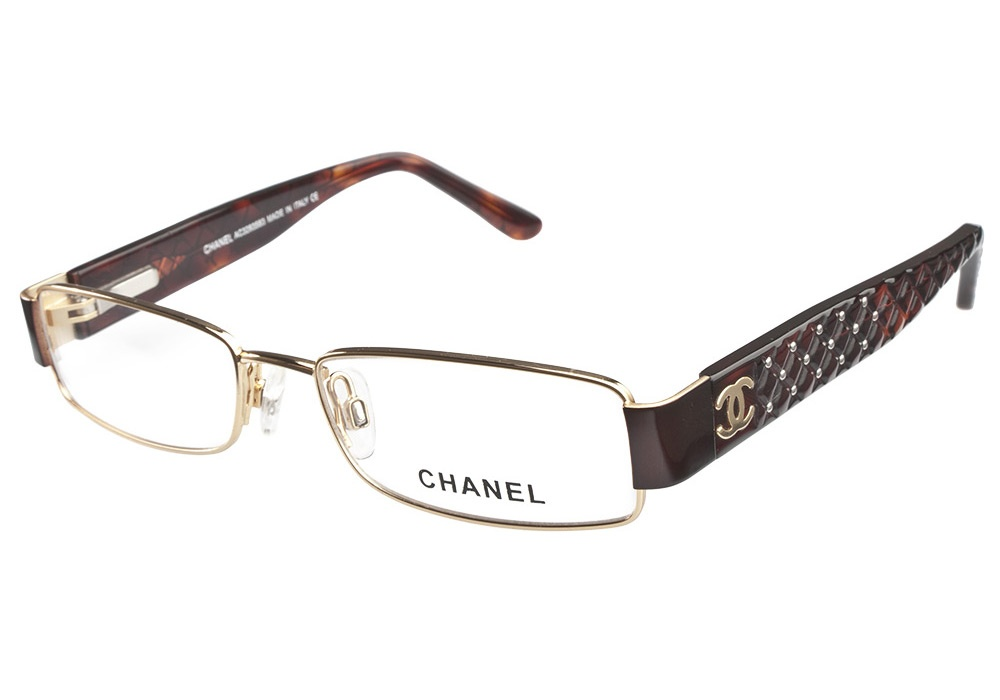 Chanel Prescription Glasses Frame : Chanel 2089 C125 Gold Eyeglasses Lowest Price Guaranteed ...
