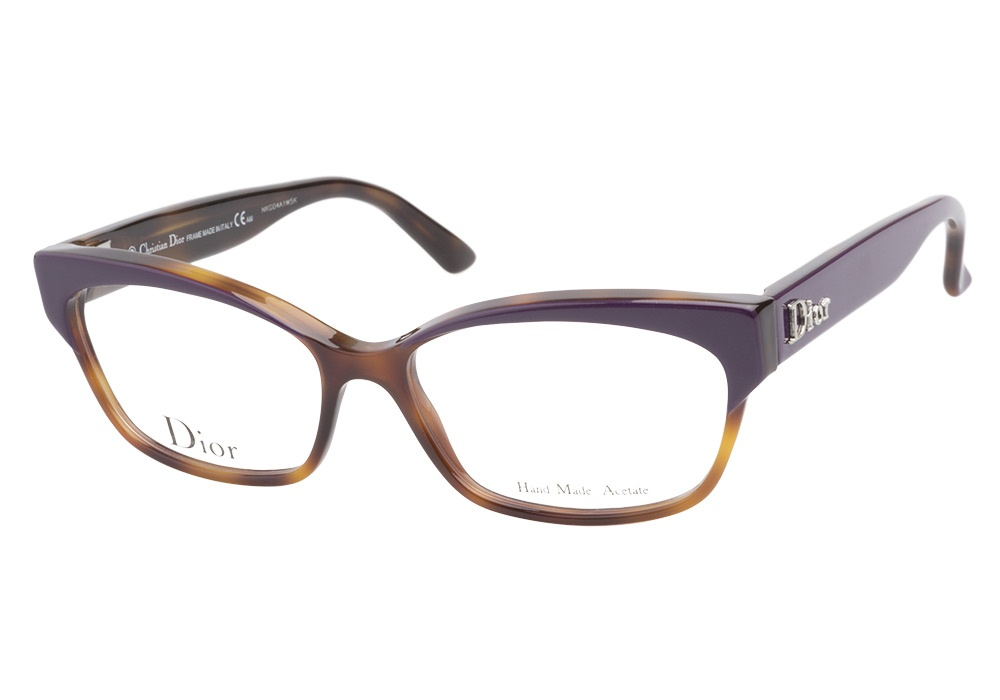 Glasses Metal Frame Dior : Christian Dior Glasses Christian Dior CD3197 XLV Violet ...
