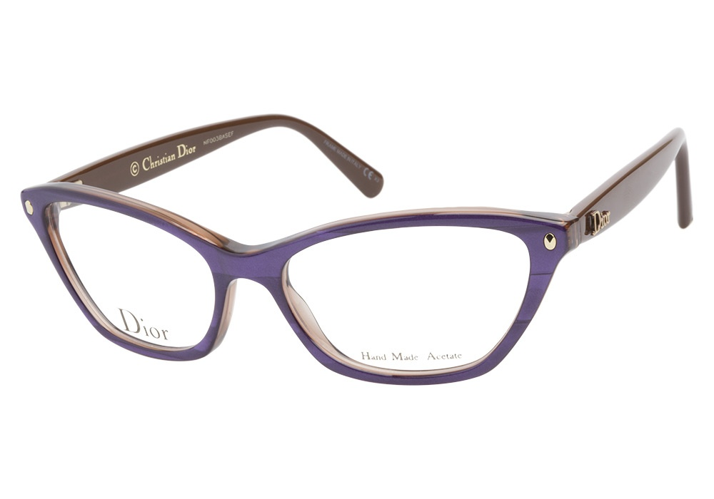 Christian Dior Glasses Christian Dior CD3225 WHW Violet ...