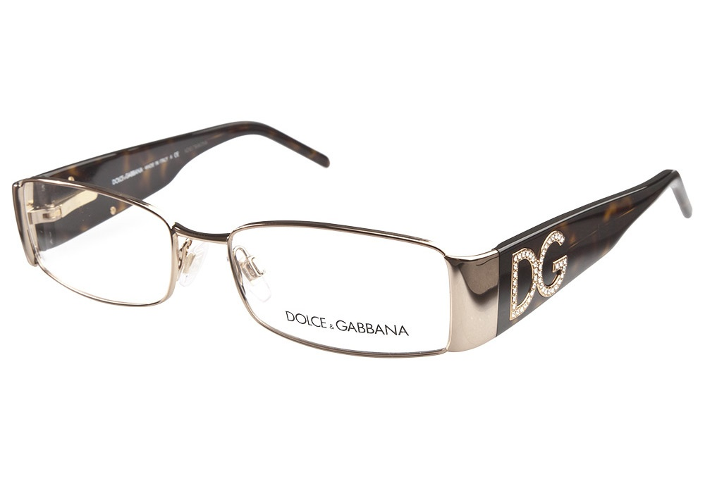 Dolce And Gabbana Clear Frame Glasses : Dolce & Gabbana 1143-B 207 Dolce & Gabbana Glasses ...