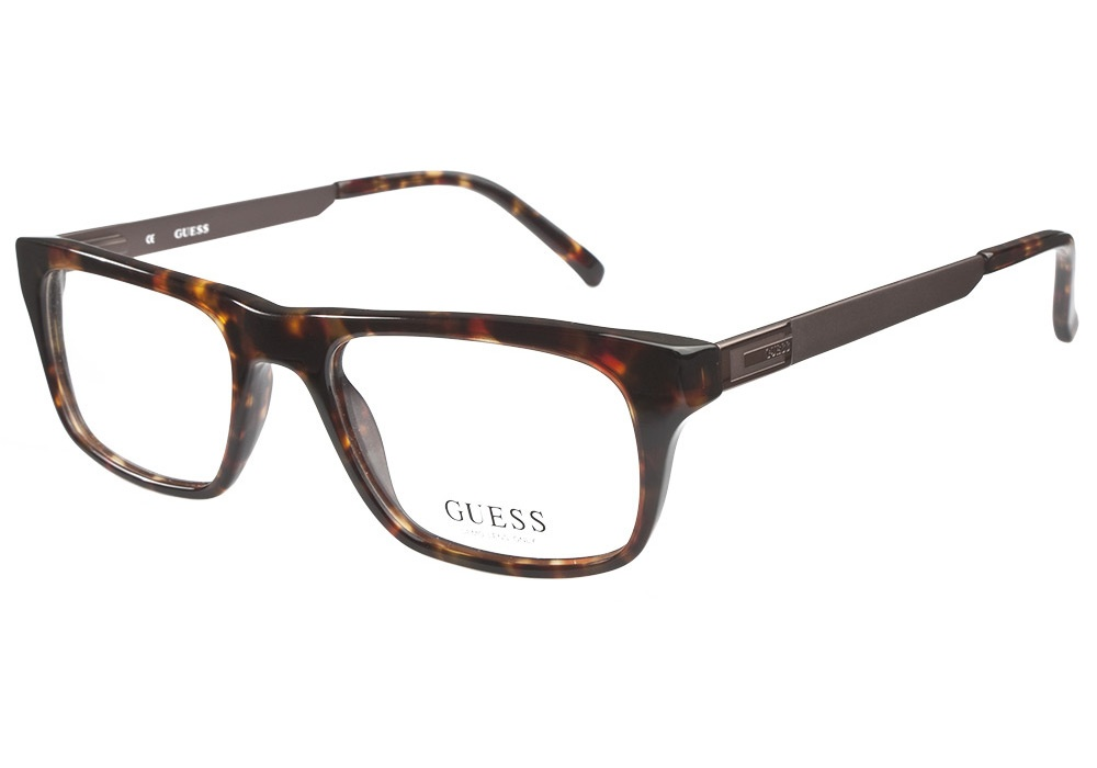 Guess 1516 Tortoise Eyeglasses Lowest Price Guaranteed ...