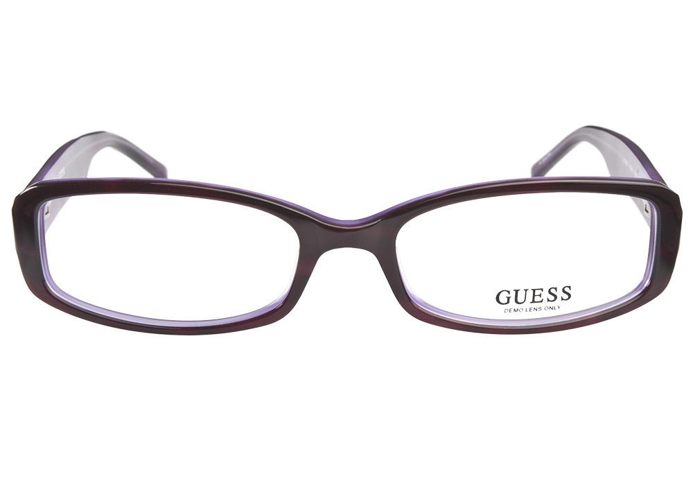 Guess 1586 Tortoise Purple Guess Glasses - Coastal Contacts