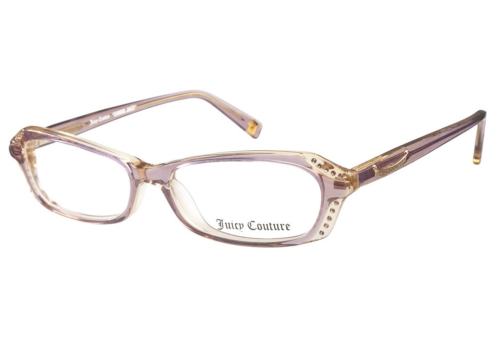 Glasses Frames With Bling : Juicy Couture Bling Sand Plum Juicy Couture Glasses ...