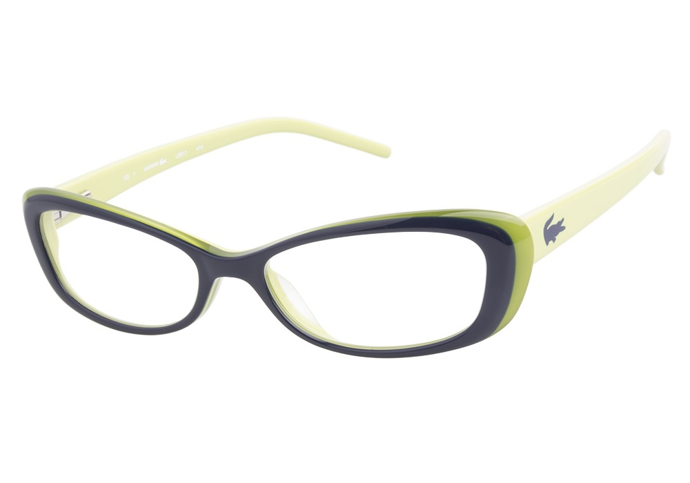 Lacoste Glasses Lacoste L2611 414 Blue Green ...