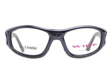 Leader Sport Safety Glasses C2 Navy 57