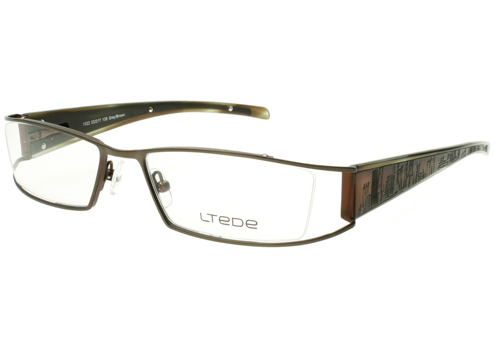ltede 1022 grey brown ltede glasses coastal contacts 174