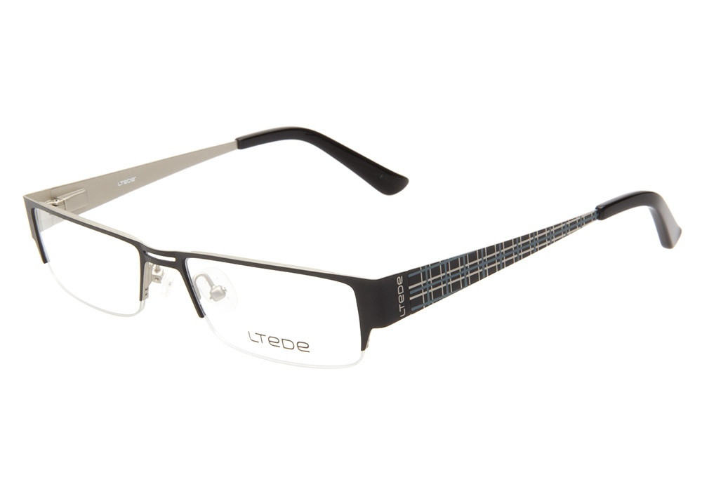 Gallery For > Black Rectangle Frame Glasses