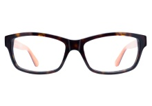 Marc by Marc Jacobs MMJ 527 K4K Dark Havana Orange