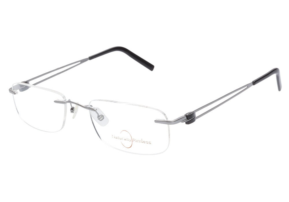 Naturally Rimless Brand Glasses | Louisiana Bucket Brigade