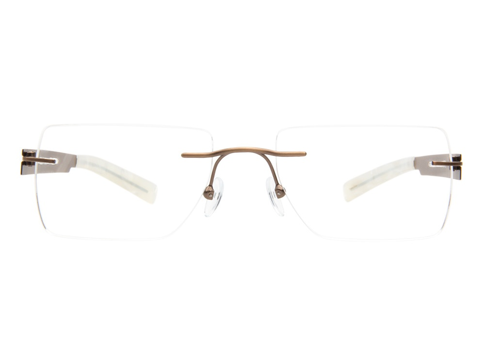 Naturally Rimless Eyeglasses | ISEFAC Alternance