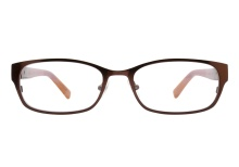 Nicole Miller Jane C02 Matte Brown 52