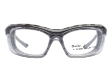 OnGuard Safety Glasses 220F Full Seal Black