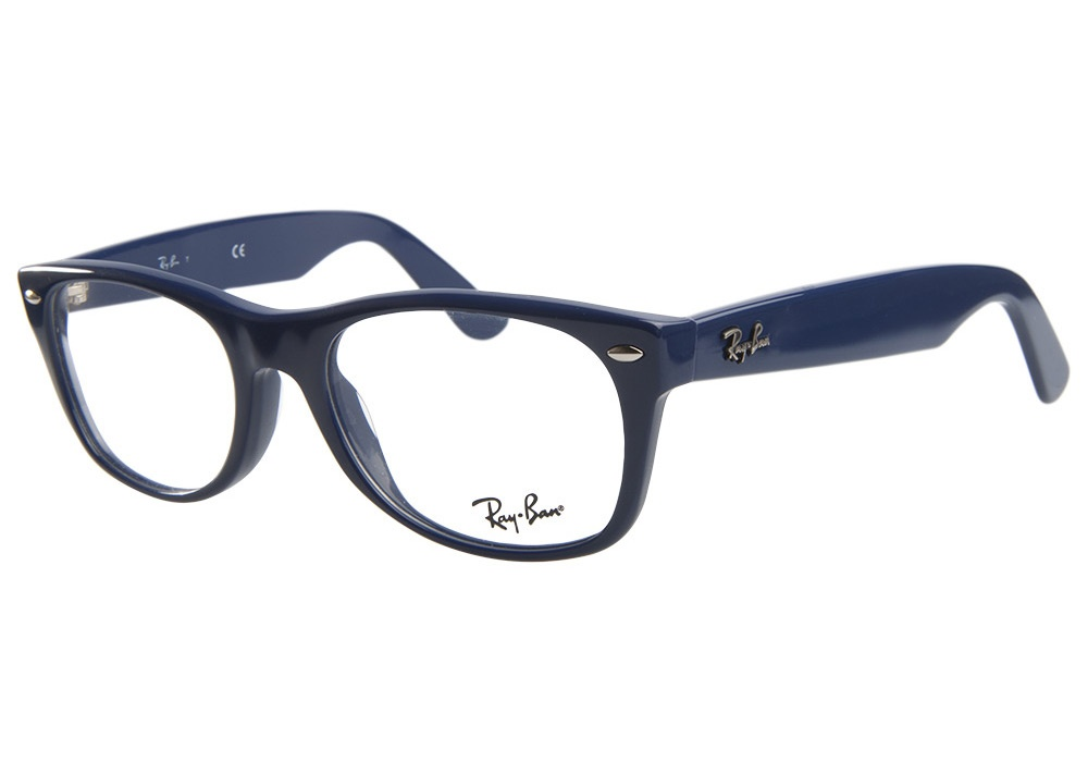Blue Ray Ban Prescription Glasses