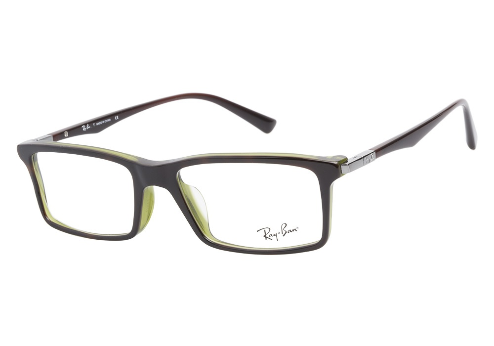 ray ban havana green eyeglasses  green ray ban eyeglasses
