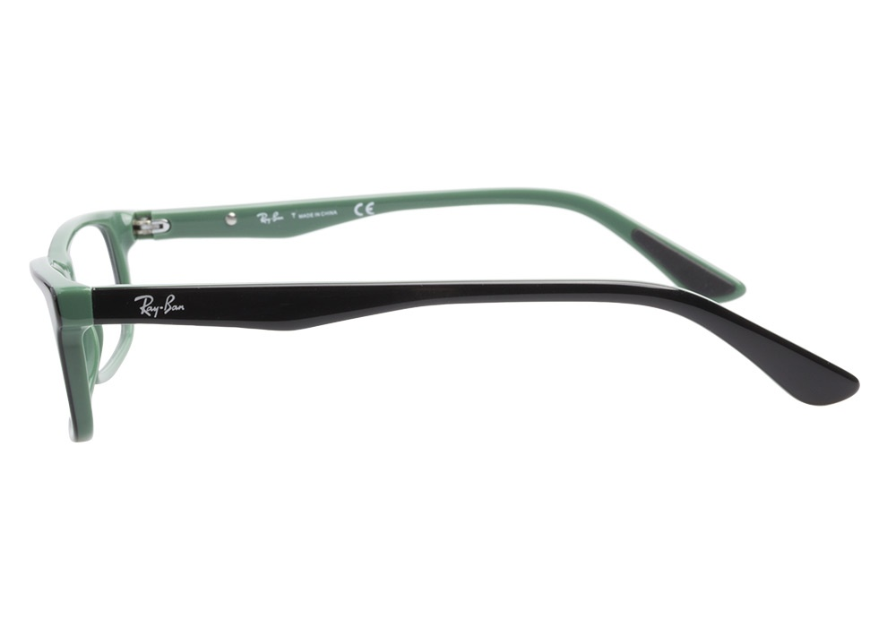 Ray-Ban RB5277 5138 Black Green Ray-Ban Glasses ...
