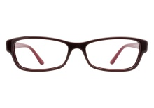Salvatore Ferragamo SF2689 507 Cyclamine Wood