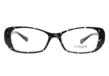 Vogue VO2808H 1567 Striped Black