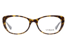 Vogue VO2809 1916 Havana Crystal