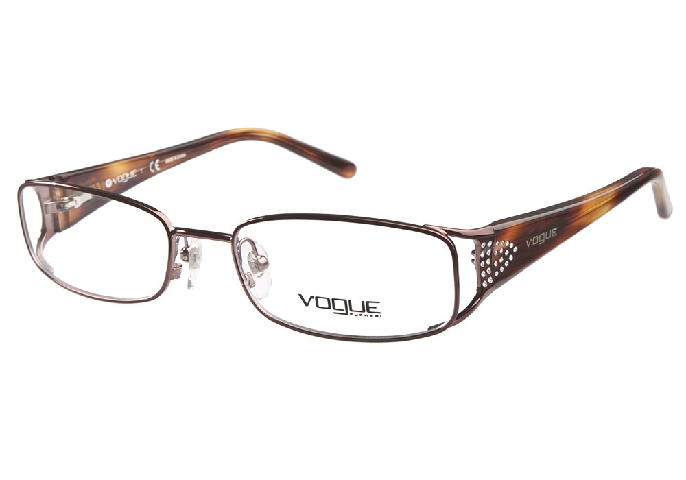 Glasses Frames By Vogue : Vogue 3671B 811 Vogue Glasses - Coastal Contacts