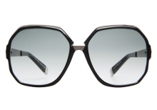 DSquared2 DQ0045 01B Black Silver 59