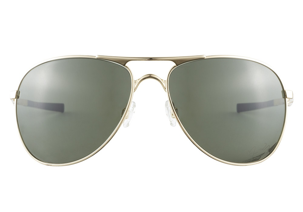 Oakley Plaintiff 4057 12 Gold 61 | Oakley Sunglasses - ClearlyContacts ...
