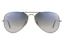 Ray-Ban RB3025 004 78 Gunmetal Polarized 58