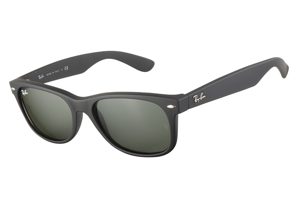 03b4f32b58 Ray Ban New Wayfarer Rubber Review « Heritage Malta