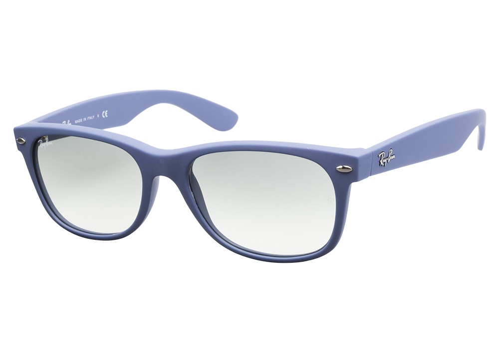 Pale Blue Glasses Frames : Ray-Ban 2132 811 32 Light Blue 55 Ray-Ban Sunglasses ...