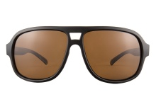 Ryders Pint R838 001 Matte Black Polarized