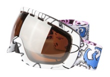 Dragon Rogue 722-1657 Jamie Lynn Signature Snow Goggles