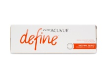 1 Day Acuvue Define Natural Shine 30 Pack