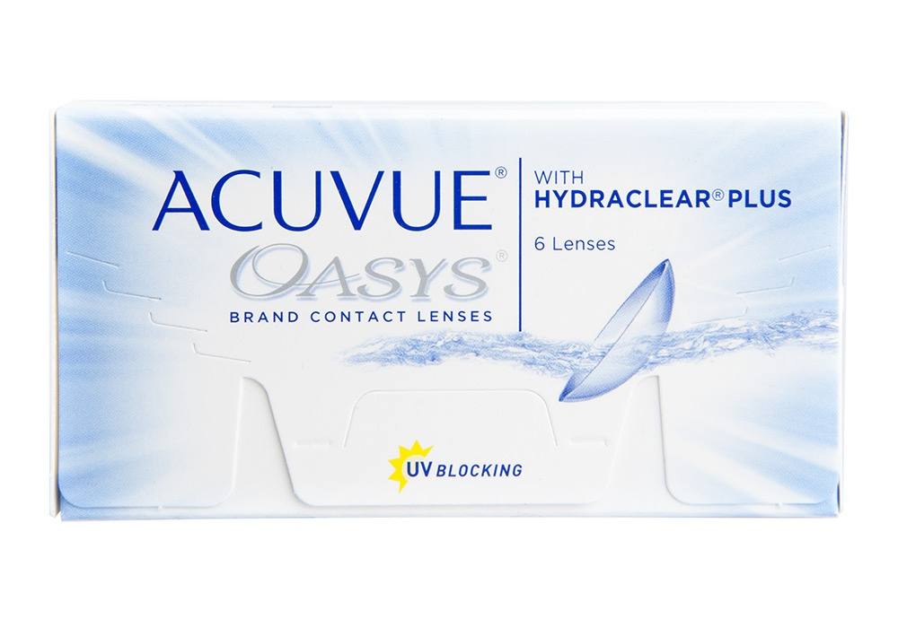 Acuvue Oasys Contact Lenses - buy online and save (6 pk)   Coastal 3066eb9cdf