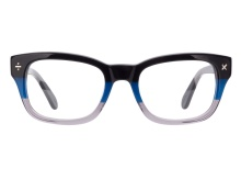 Derek Cardigan 7014 Royal Blue Grey