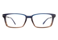 Lacoste L2720 424 Blue Brown Gradient
