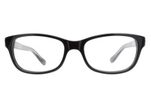 Marc by Marc Jacobs MMJ 560 45Q Black Grey Crystal