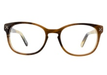 Nicole Miller Bank C01 Brown Tortoise