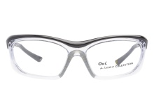 OnGuard Safety Glasses 220S Black 58