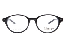 Vintage VN0105 001 Shiny Black