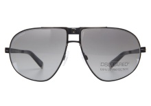 DSquared2 DQ0059 90C Black Silver 60