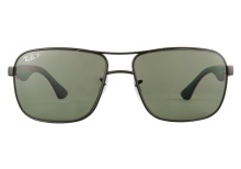 Ray-Ban RB3516 006 9A Black Polarized 59