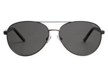 Tumi Newport Brushed Silver 60 Polarized